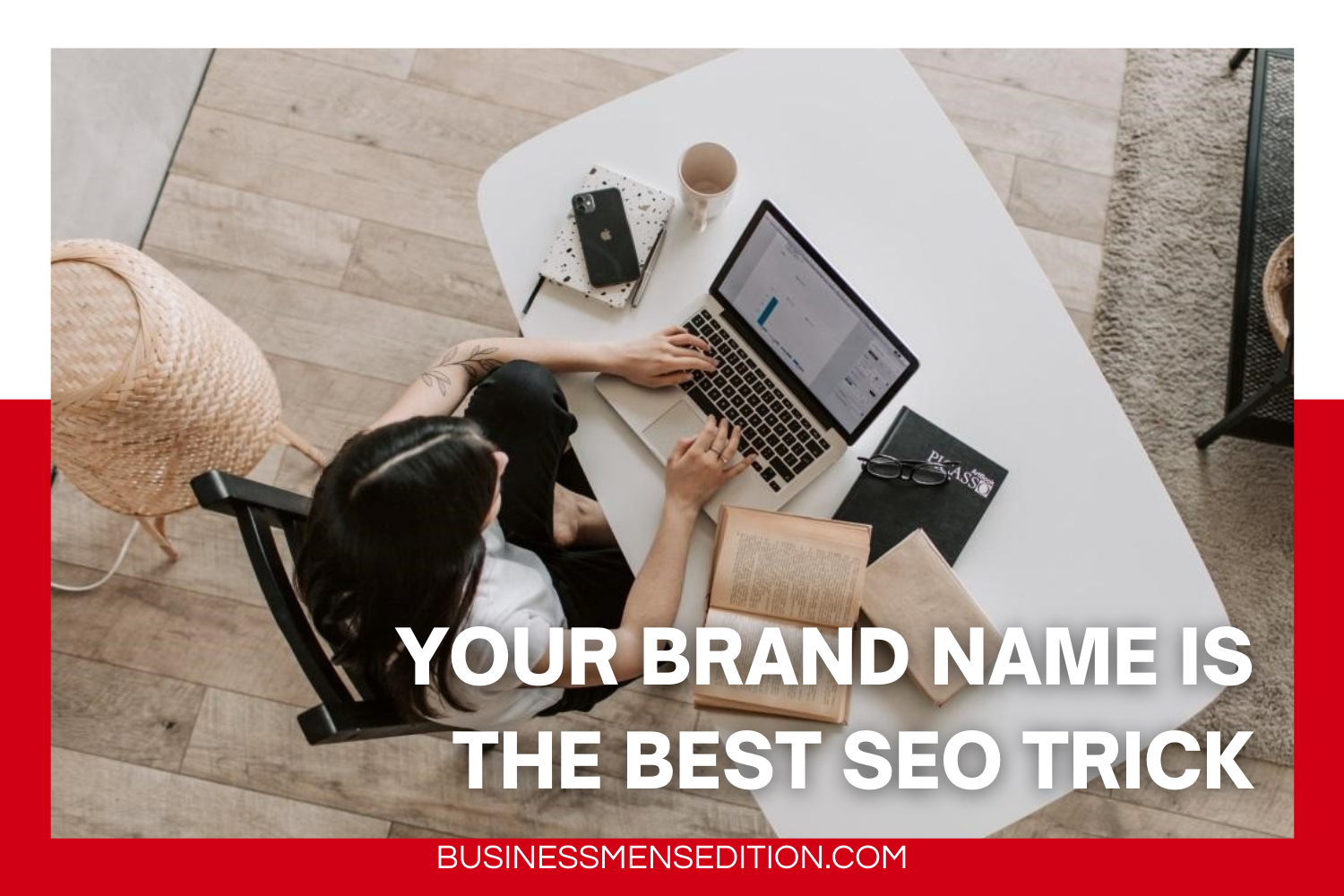 Why your brand name is the best SEO trick you've got