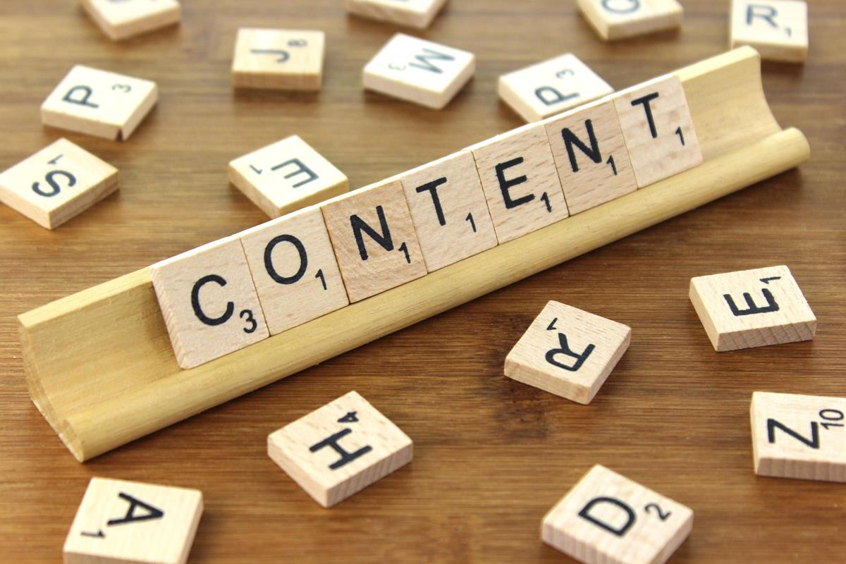Your content should be catchy and attractive
